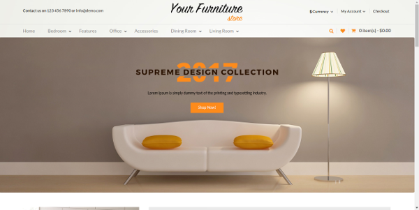 The Top Free And Premium Opencart Themes And Templates