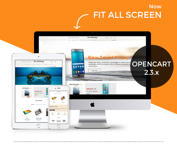 OpenCart Multipurpose Themes The Bunch Of Free Features Update