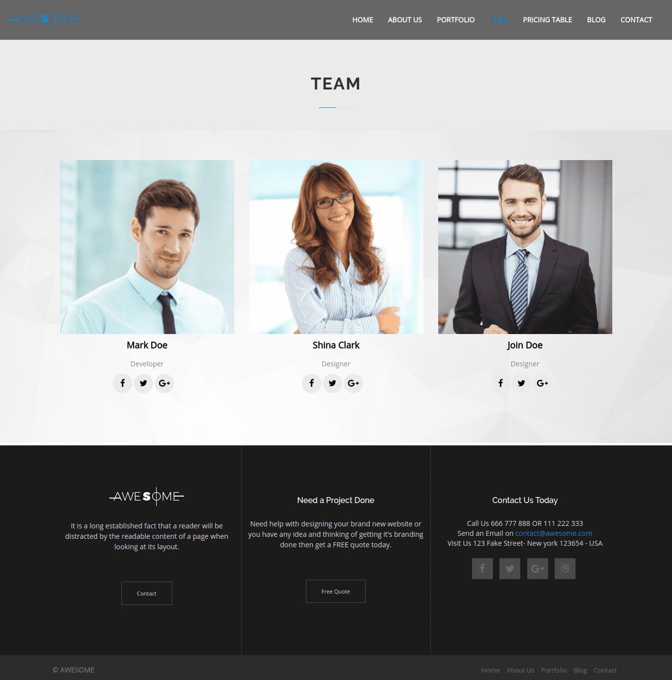 Corp08 Team