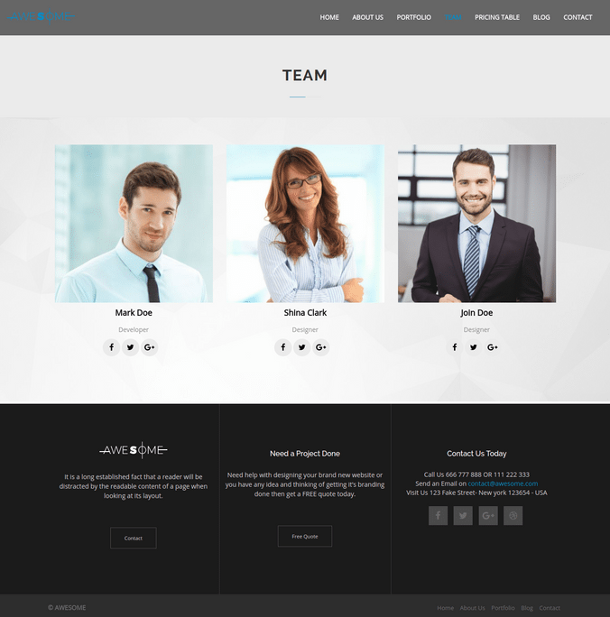 Corp08 Team[1]