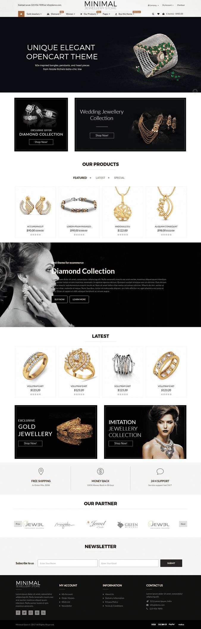Minimal Jewellery Full