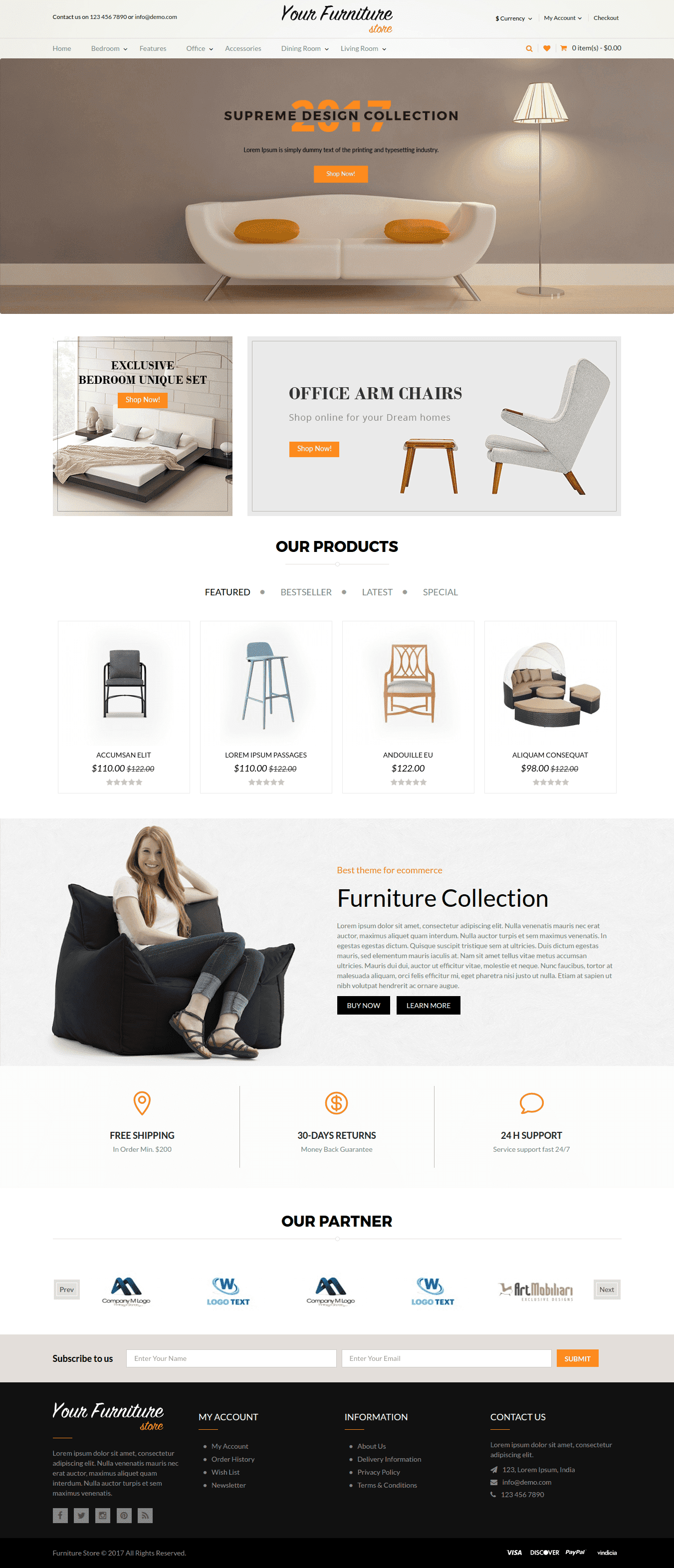 Responsive Furniture Full
