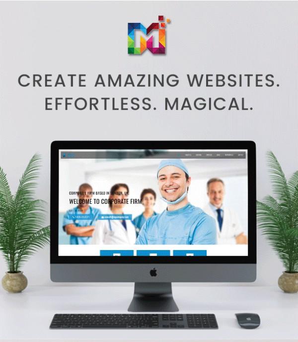Maximum – Multi Purpose Responsive WordPress Theme