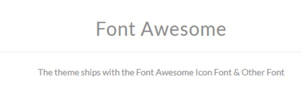13-font-awesome