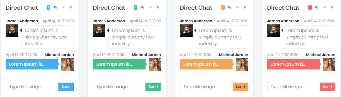 Chart & contact app