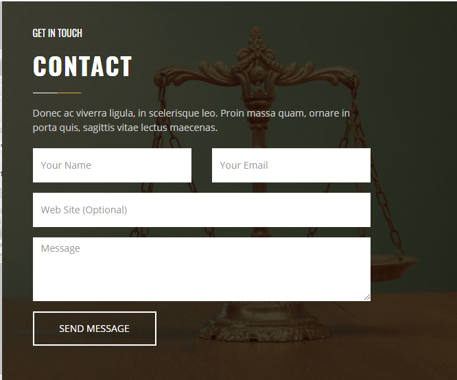 contact form1