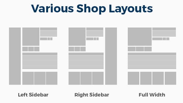 shop layouts