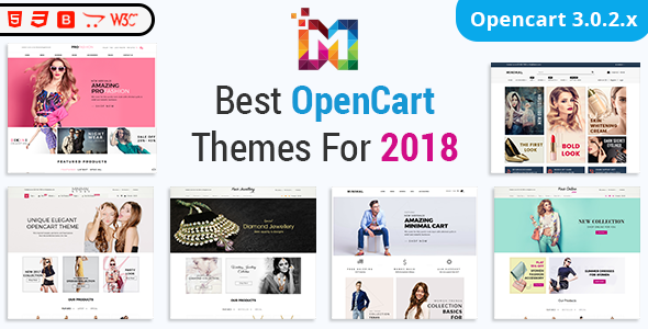 Best Responsive OpenCart Themes For 2019