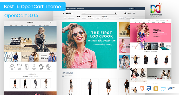 15 Trending Responsive OpenCart Themes For 2019