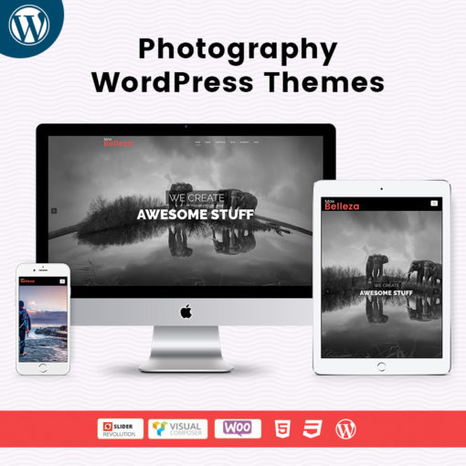Photography – MultiPurpose WordPress Themes