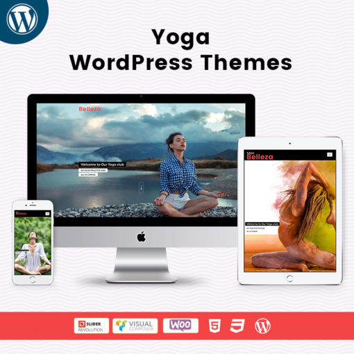 Yoga –  WordPress Themes For MultiPurpose