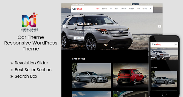 CAR – Premium Responsive WordPress Themes