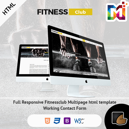 Responsive Multipurpose Template