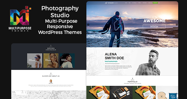 Photography Studio – Premium Responsive WordPress Themes