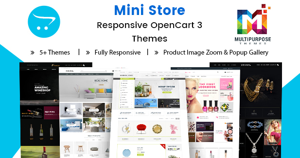 Premium OpenCart Templates And Themes