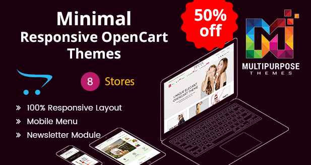 Opencart Multipurpose Themes