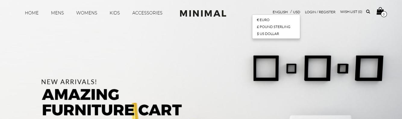 Multipurpose OpenCart Templates