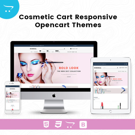 Minimal Store 2 – Responsive Opencart Themes