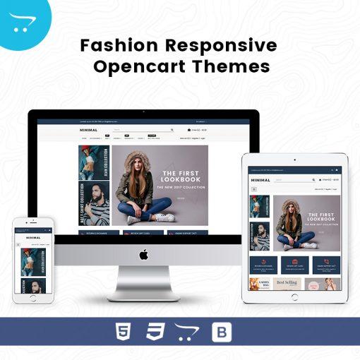 Minimal Store 6 – Fashion Responsive Opencart Themes