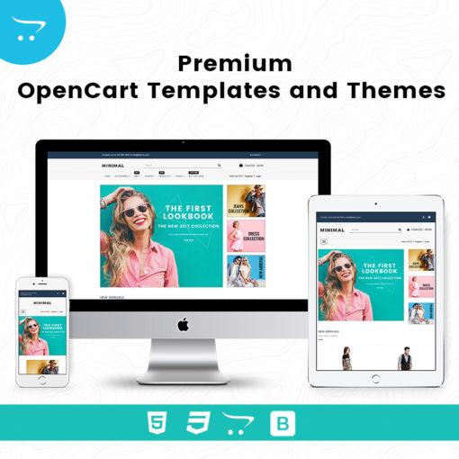 Minimal Store 8 – Premium OpenCart Templates And Themes