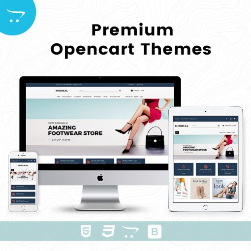 Premium OpenCart Themes – Oscuro Store 8