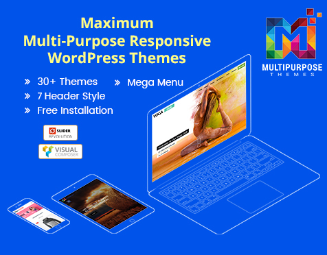 Best Responsive WordPress Themes Now Available With 75+ Homepage Options