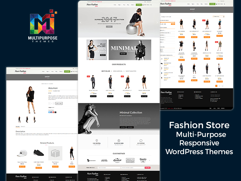 Did You Know Responsive WordPress Themes Based On WooCommerce 2018