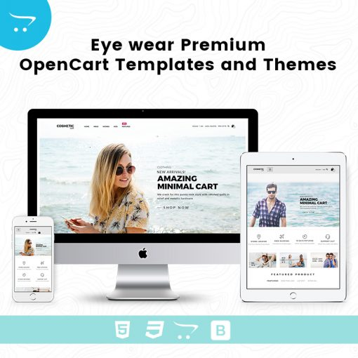 Cosmetics – Premium OpenCart Templates And Themes