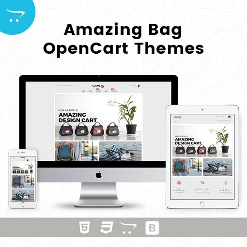 Amazing Design Cart – OpenCart Themes