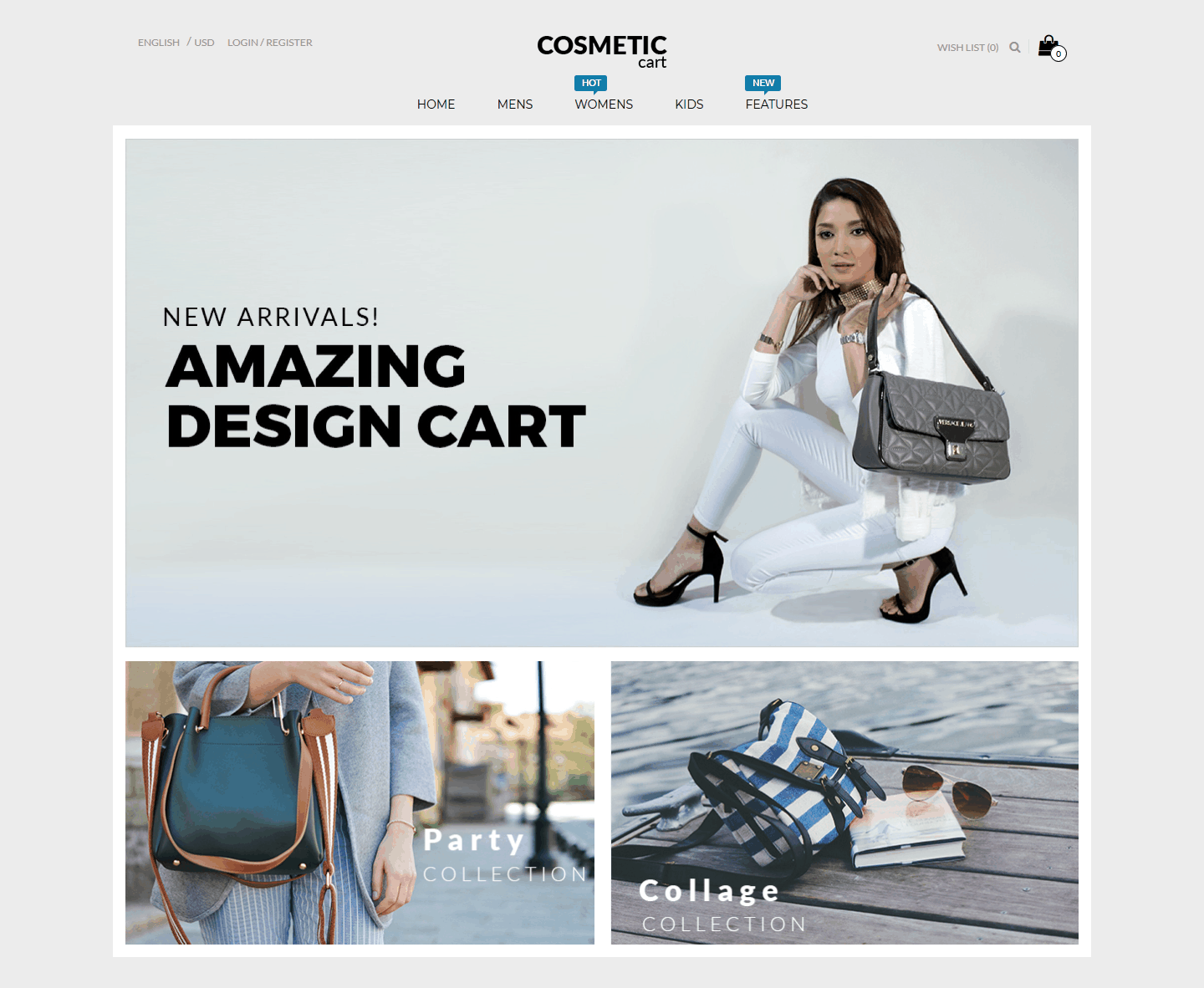 Find Popular Premium OpenCart Themes For 2019
