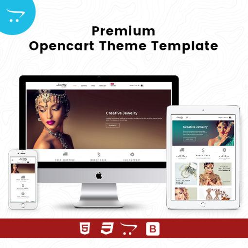 Jewelry Store 4 – Premium OpenCart Themes