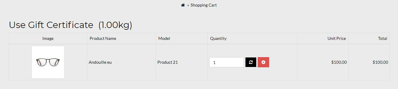 Responsive MultiStore OpenCart Theme