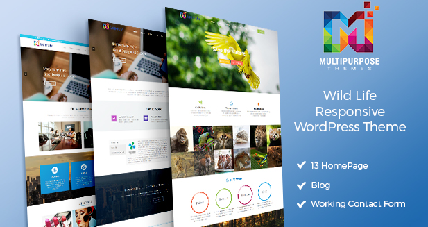 Popular Corporate WordPress Themes For 2020 By MultiPurpose Themes