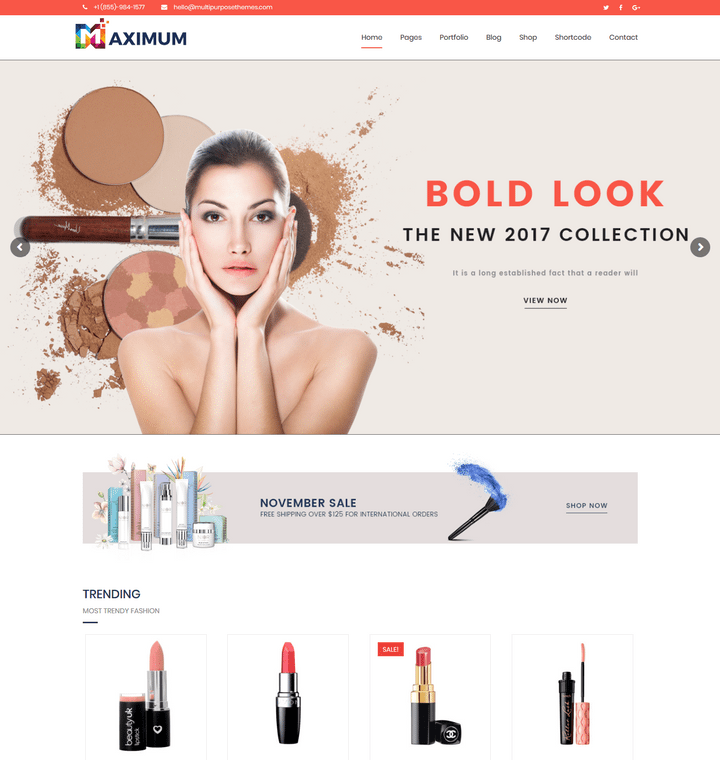 Best Woo-commerce Shop WordPress Themes For 2019
