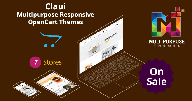 Best Selling OpenCart Themes For 2020 By MultiPurpose Themes