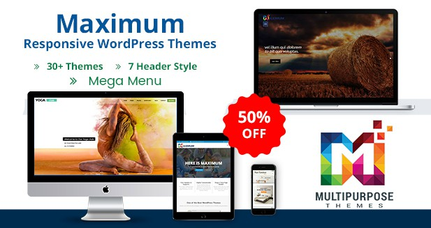 Amazing Features Of WordPress Themes By MultiPurpose Themes