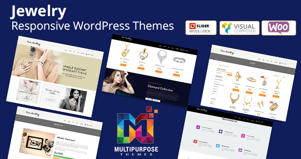 Jewelry WordPress Themes That You Want To Build On WordPress Platform
