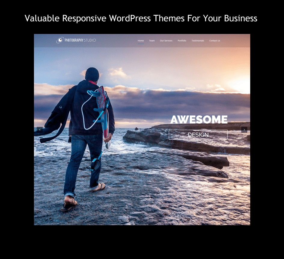 Valuable Responsive WordPress Themes For Your Business