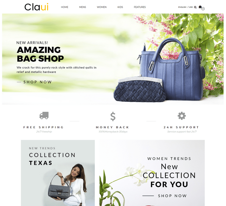 Responsive Opencart Themes Use For An E-Commerce Sites