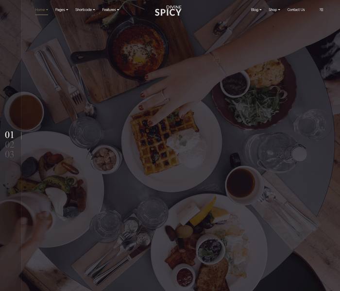 Restaurant Business Premium HTML Templates Of 2019