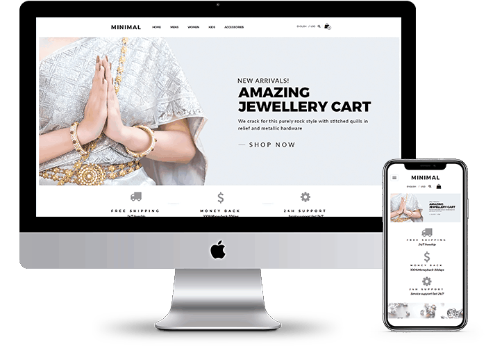 Looking For A Stunning Responsive OpenCart Themes?