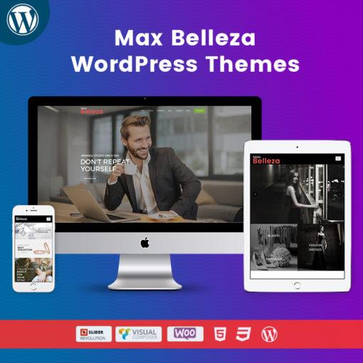 Belleza Responsive WordPress Themes
