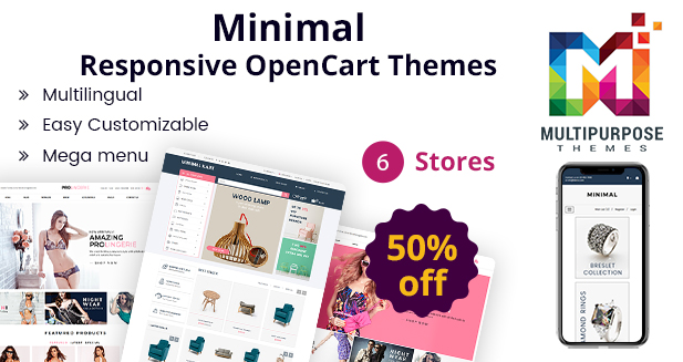 Shopping Cart OpenCart Themes For Your Online Store