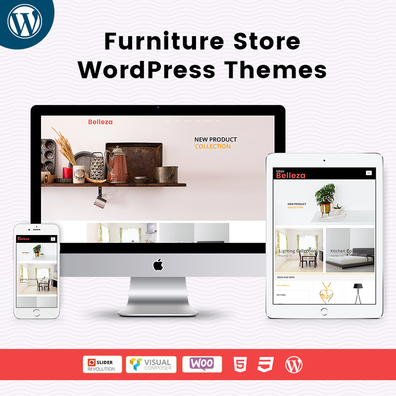 Furniture Store WordPress Themes 2