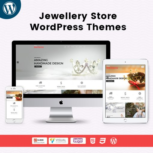 Jewellery Store WordPress Themes