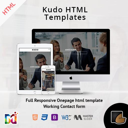 Kudo HTML Templates
