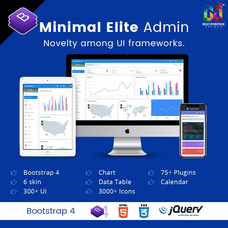 Minimal Elite Admin Thumb