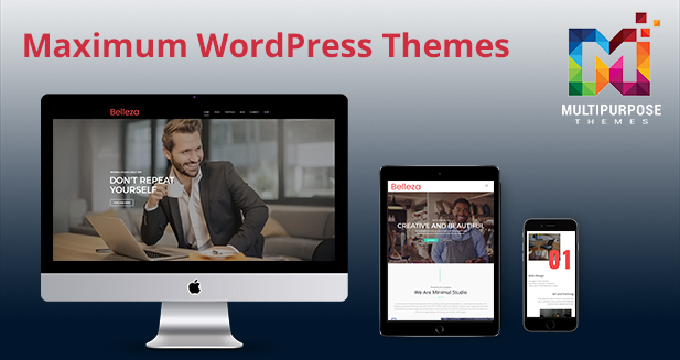 25+ Awesome Readymade WordPress Themes With New Features