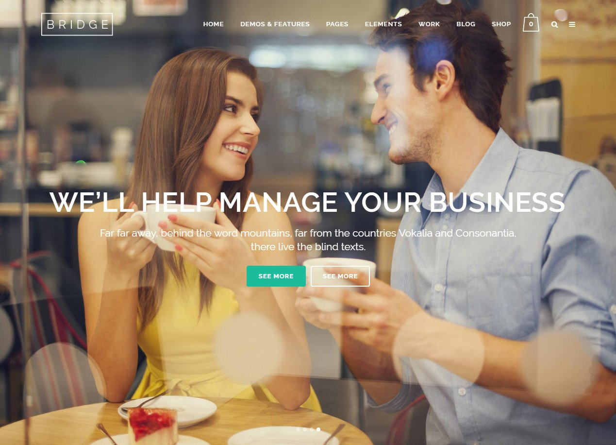 Top WordPress Themes On ThemeForest By MultiPurpose Themes
