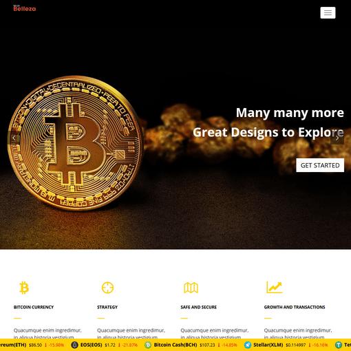 Crypto – Premium Responsive WordPress Themes